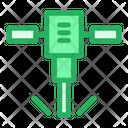 Drilling Gimlet Gimlet Machine Icon