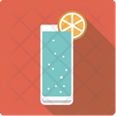 Gin Tonic Cocktail Icon