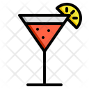 Gin cocktail Icon