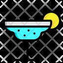 Gin Lemon Icon