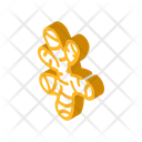 Ginger Root Dish Icon