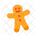 Ginger Bread Sweet Icon