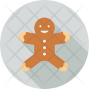 Gingerbread Cookies Sweet Icon