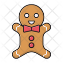 Biscuit Cookies Doll Icon