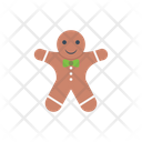 Gingerbread Cookies Biscuit Icon