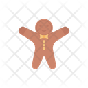 Gingerbread Bakery Cookies Icon