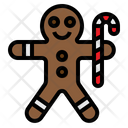 Gingerbread Ornaments Xmas Icon