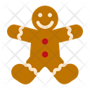 Gingerbread Xmas Christmas Icon