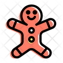 Ginger Cake Icon