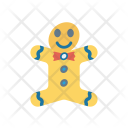 Gingerbread Voodoo Doll Icon