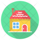 Gingerbread Home Icon