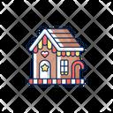Color Icon Gingerbread Icon
