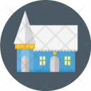 Gingerbread House Bakery Icon