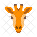 Giraffe Animal Icon