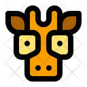 Giraffe Animal Animals Icon