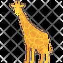 Giraffe Animal Wild Animal Icon