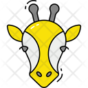 Giraffe Animal Icon