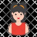 Girl Avatar Female Icon