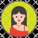 Girl Avatar Celebrity Icon