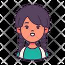 Primary School Student Study Icon