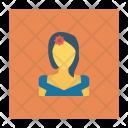 Girl Avatar Woman Icon