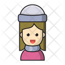 Girl Avatar Kid Icon