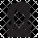 Girl Employee Female Icon
