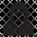 Girl Female Women Icon