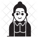 Girl Lady Women Icon
