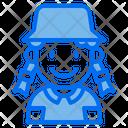 Kid Avatar Girl Icon
