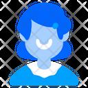 Child Girl Woman Icon