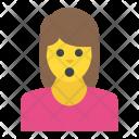 Girl Schoolgirl Kid Icon