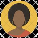Girl Human Person Icon