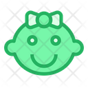 Happy Baby Child Icon