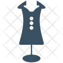 Dress Fashion Girl Icon