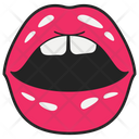 Girl Open Mouth Icon