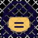 Girl Sleeping Emoji With Face Mask Emoji Icon