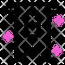 Girl Tag Icon
