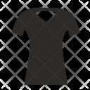 Girl Tshirt Icon