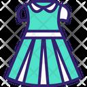 Girls Dress Icon
