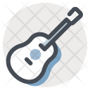 Gitar Electric Music Icon