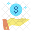 Give Dollar Icon