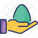 Give Egg Icon