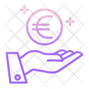 Give Euro Icon
