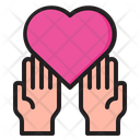 Give Heart Icon