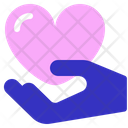 Give Heart Give Heart Icon