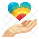 Give Love Icon