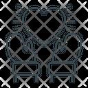 Give Love Heart Love Icon