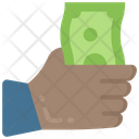 Give Money Donation Loan Icon