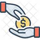 Give Money Icon